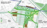 Saint-Denis Cimetière - Trame Paysagère - Agence Hamelin