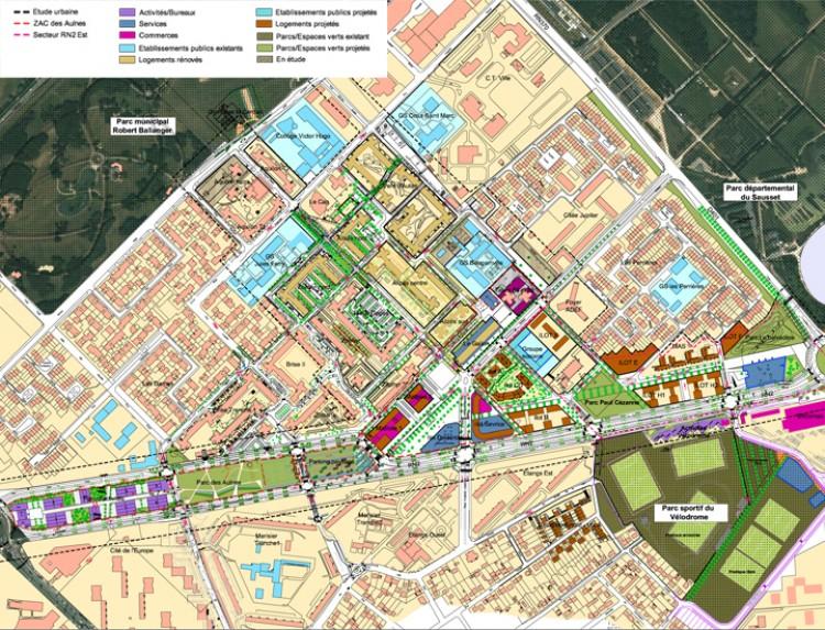Schéma de cohésion urbaine